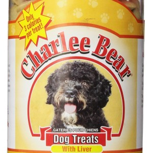 Charlee Bear Dog Treat, 17-Ounce Liver