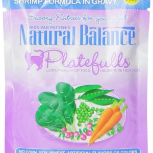 Natural Balance Platefulls Cat Pouch